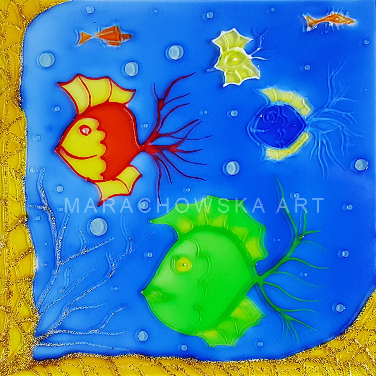 fishes-marachowskaart-painting-glass-art-2018