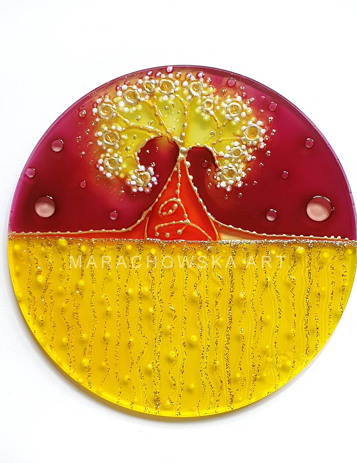 red-circular-art-glass-painting-2019-marachowskaart-maria